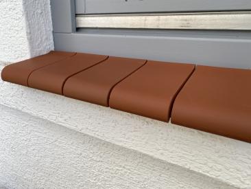 Fensterbank Klinker - Terrakotta (matt)