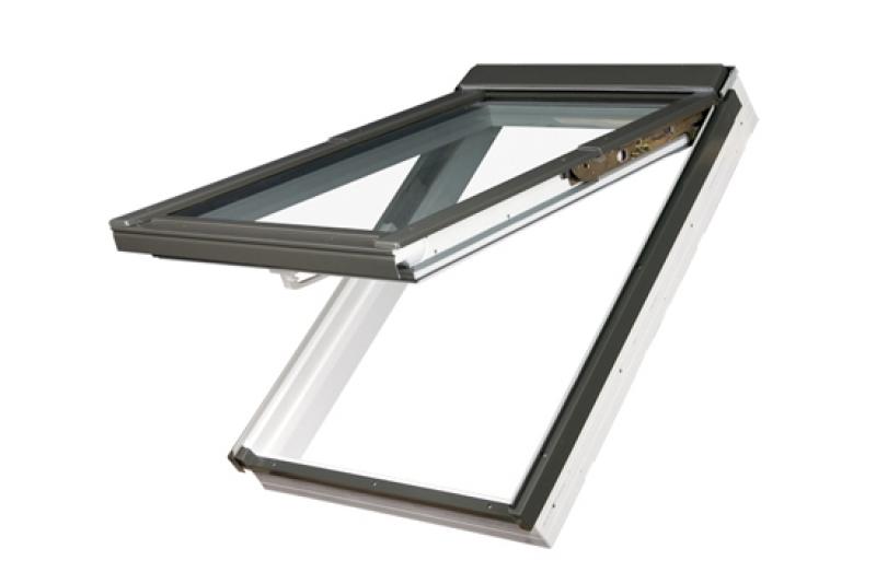 fakro ppp v u3 klapp schwing fenster kunststoff gpu 0059. Black Bedroom Furniture Sets. Home Design Ideas